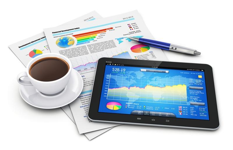 analytics op alle financiële gegevens