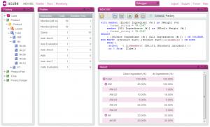 analysing mdx performance